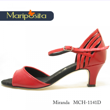 Miranda tangoshoes by Mariposita shoes | custom made for one of our clients!